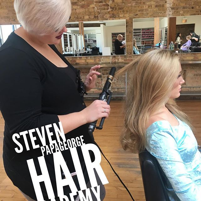 Steven Papageorge Hair Academy